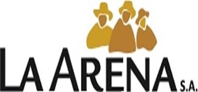 Logo Mina La Arena S.A